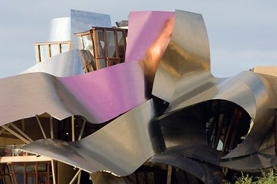 City of wine di Frank O. Gehry