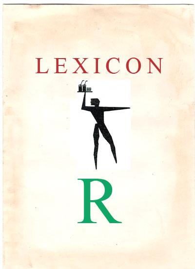 Lexicon - R