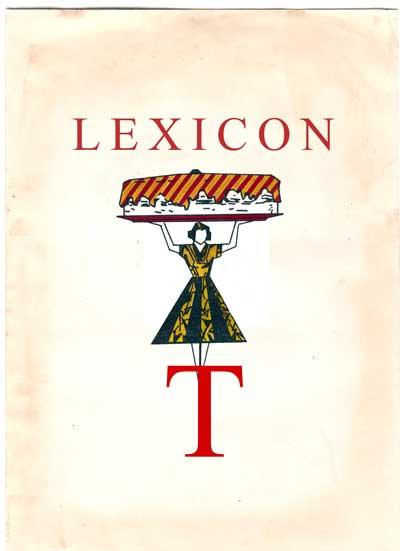 Lexicon - T