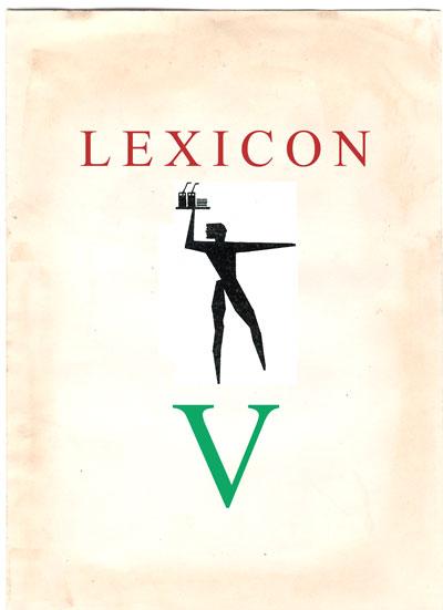 Lexicon - V